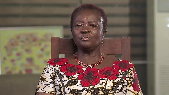 Prof Naana Jane Opoku-Agyemang