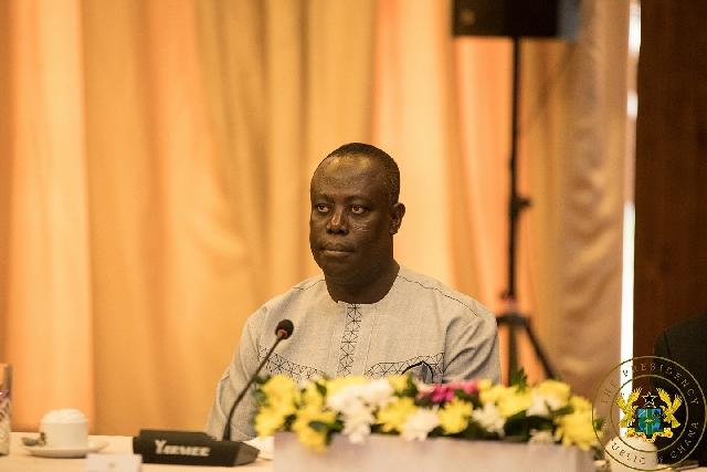 Rev Prof Paul Frimpong-Manso