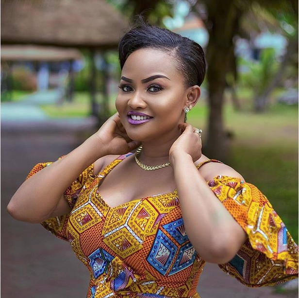 Nana Ama McBrown was adjudged best actress in the romantic comedy 'Coming to Africa