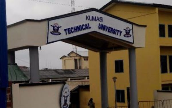 The Kumasi Technical University will conduct its end of semester examinations into two batches