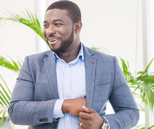 New Kotoko CEO Nana Yaw Amponsah