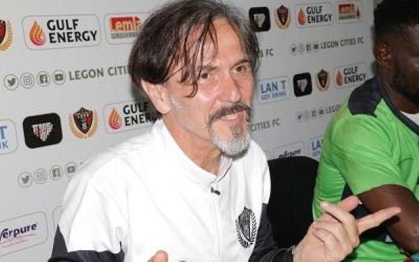 Coach Goran