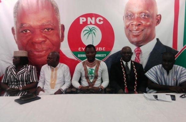 PNC executives