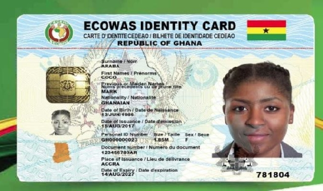 Mop-up for the Ghana Card registration will begin on Monday, 24 August