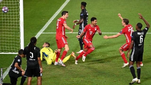 Bayern won 3-0