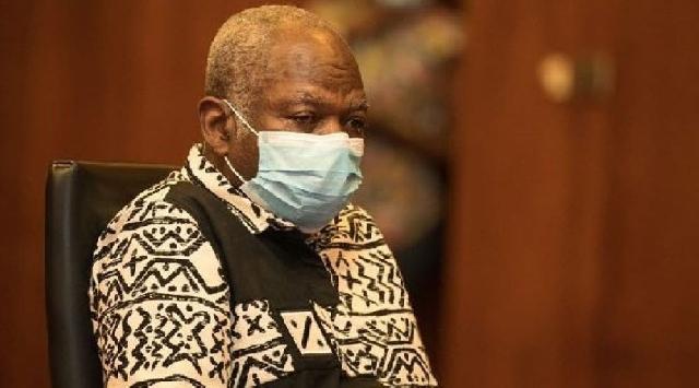 Dr Edward Mahama