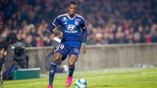 Traore made 35 appearances for Lyon in all competitions last season, scoring four goals