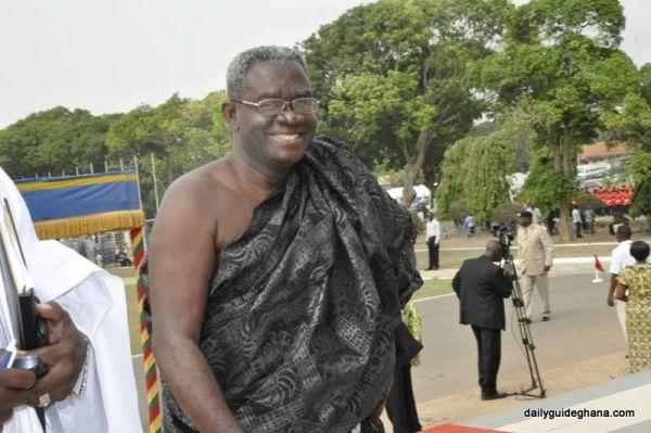 Ex-MP P.C. Appiah Ofori