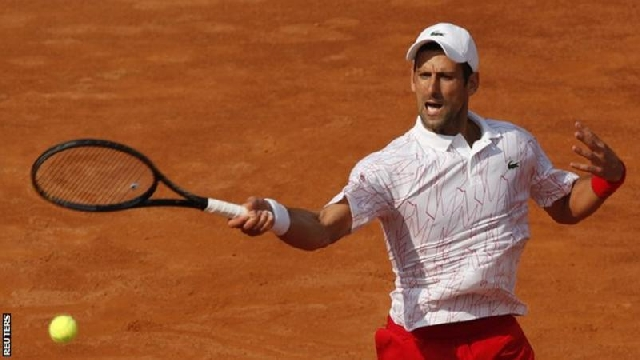 Djokovic has reached the final in Rome 10 times