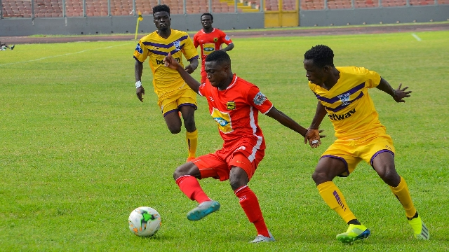 The 34-week Ghana Premier League is expected to kick start from Friday,13 November