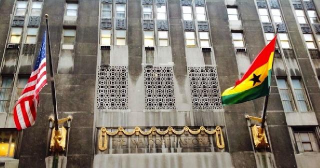 Ghana Consulate, New York