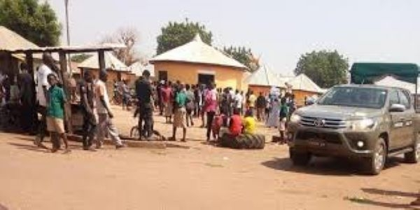 The Kudjragbe Divisional Clan of the Ada Traditional Area has petitioned the Ada Divisional Police Command to intervene
