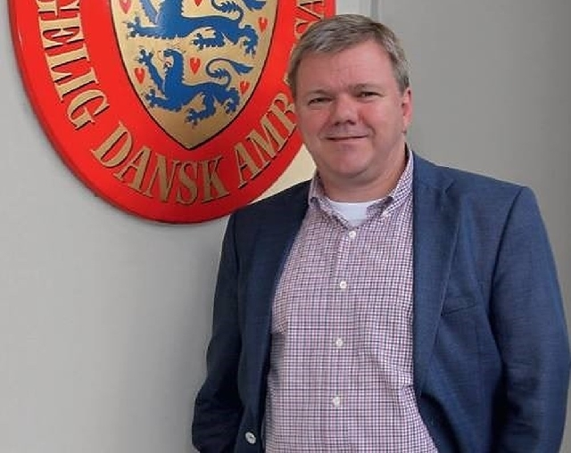 Tom Nørring is new Danish ambassador to Ghana