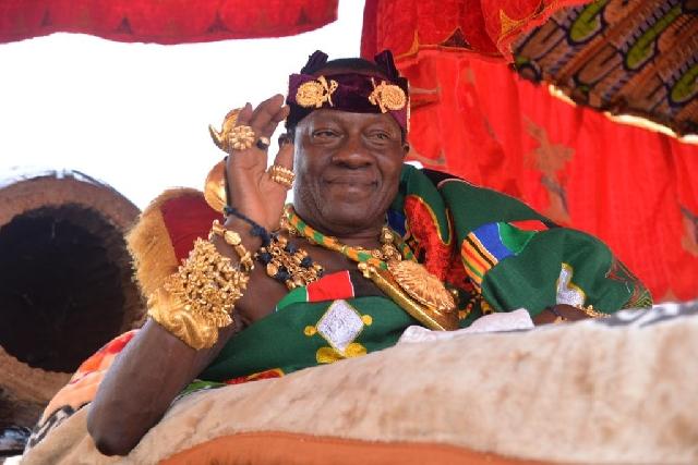 Daasebre Professor (Emeritus) Oti Boateng