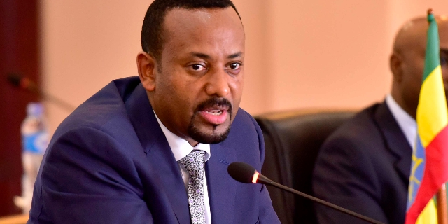 Prime Minister of Ethiopia Abiy Ahmed