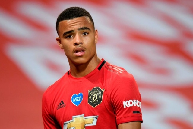 Manchester United say they are 'disappointed' with Mason Greenwood after the 18-year-old was sent home from England duty for meeting women at a hotel in Iceland. Greenwood, 18, and Manchester City midfielder Phil Foden, 20, breached strict coronavirus guidelines to meet the women after England's victory over Iceland at the weekend. The two players, who were given their senior international debuts in the Nations League match, did not train with their England teammates on Monday and have now been sent home after breaking the Covid-19 restrictions placed on the squad. A statement from United on Monday read: 'Manchester United are liaising with the Football Association and are disappointed with the actions of Mason Greenwood over this situation.' Meanwhile, Manchester City also released a statement calling Foden's actions 'totally inappropriate'. The statement from City read: 'It is clear that Phil's actions were totally inappropriate. 'His behaviour not only directly contravenes strict guidelines related to Covid-19, but also falls well below the standard expected of a Manchester City player and England international. 'The club supports the FA regarding this incident, and officials from the club are now in touch in relation to Phil's enforced early return to the UK.' Speaking at his press conference on Monday afternoon, England manager Gareth Southgate branded Greenwood and Foden 'naive'. 'Unfortunately this morning, it was brought to my attention that two of the boys have broken the Covid-19 guidelines in terms of our secure bubble,' Southgate said. 'So we had to decide very quickly that they couldn't have any interaction with the rest of the team and wouldn't be able to train. Given the procedures we have to follow now they will have to travel back to England separately. 'Nothing has happened in the areas we occupy in the hotel. we are still getting to the depths of all the information because this was only brought to may attention a couple of hours before training, 