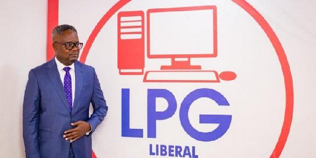 LPG flagbearer Kofi Akpaloo