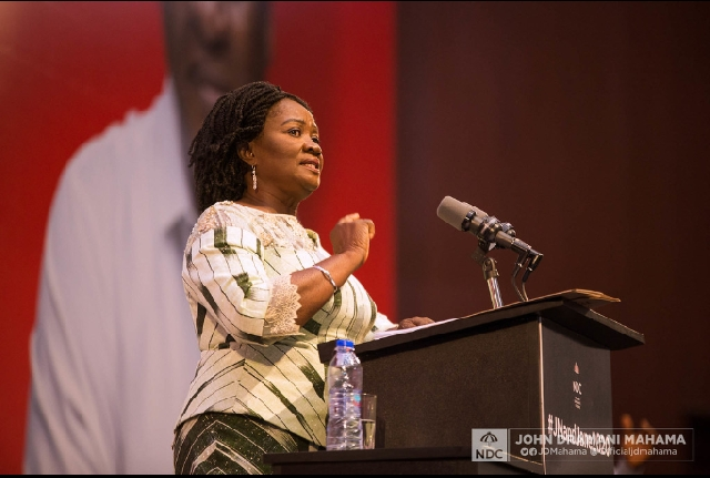Prof. Naana Jane Opoku-Agyemang