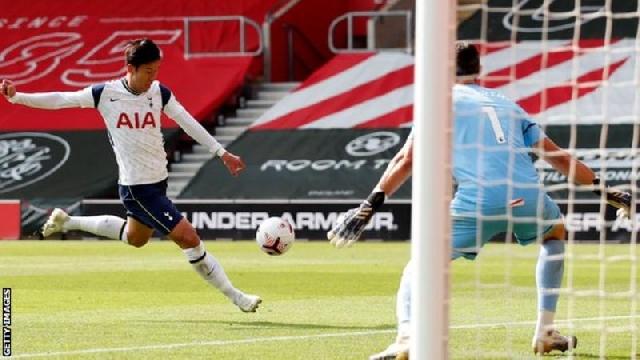 Son Heung-min scored 11 goals in the Premier League last season