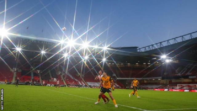 Premier League games continue to be played behind closed doors