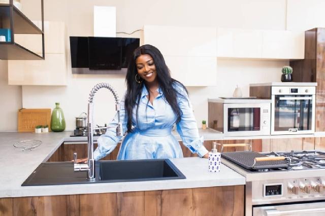 Yvonne Okoro is the new brand ambassador for Kaiser German Kitchen