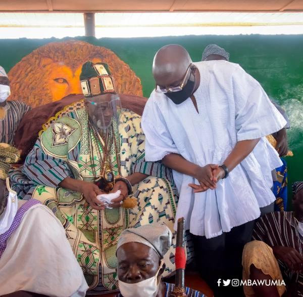 Bawumia and Ya Na