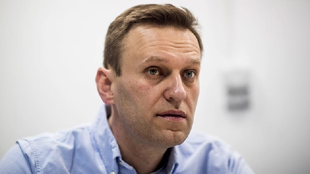 German experts found Novichok on a water bottle gathered by Alexey Navalny's aides from his hotel room in the Siberian city of Tomsk