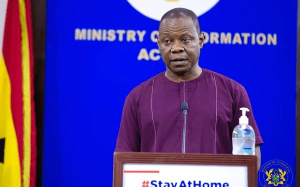 Dr Patrick Kumah-Aboagye