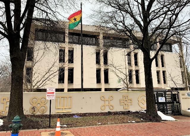 Ghana Embassy, Washington DC