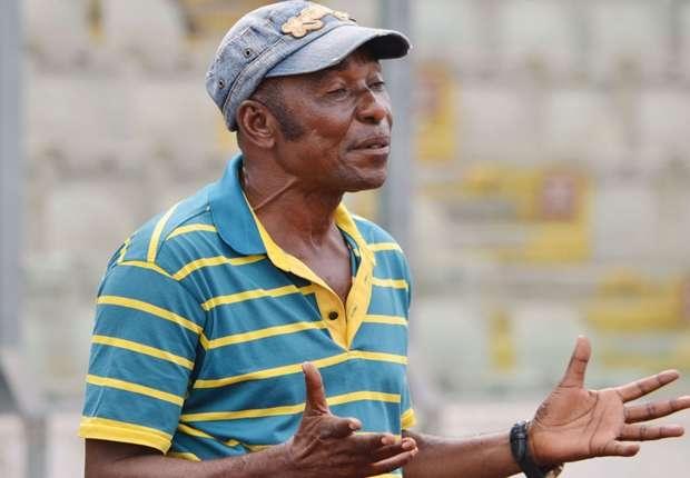 Coach J.E Sarpong