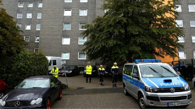 The children were found in a family home