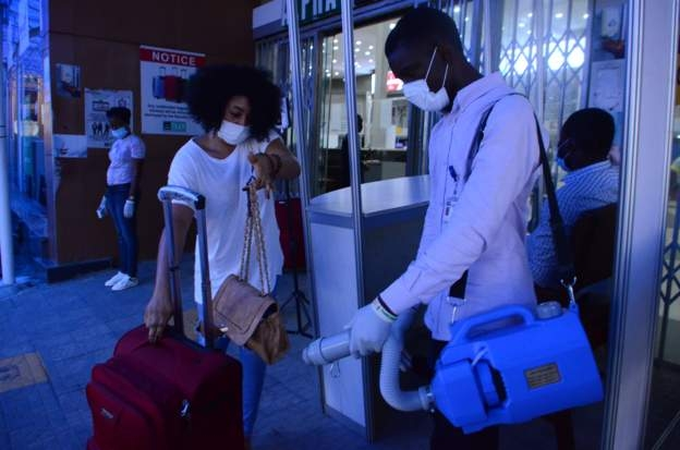 Domestic flights within Nigeria have already resumed