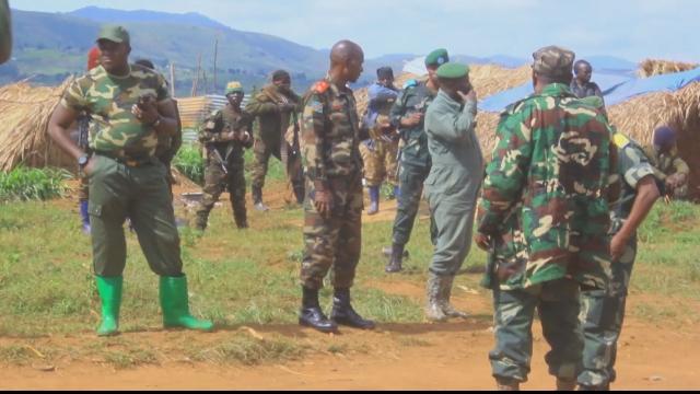 Congo peacekeepers