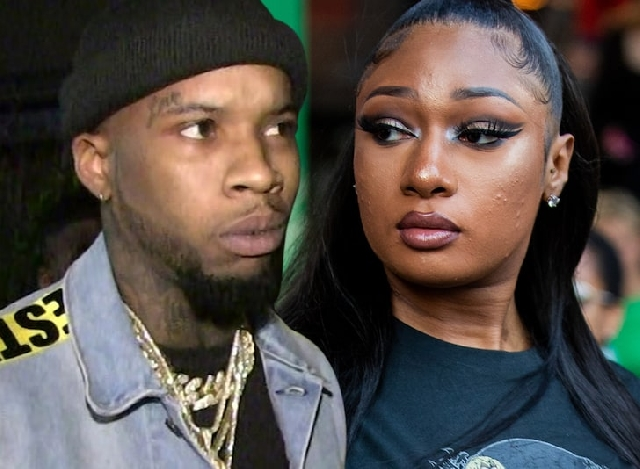 Tory Lanez allegedly involved in Megan shooting