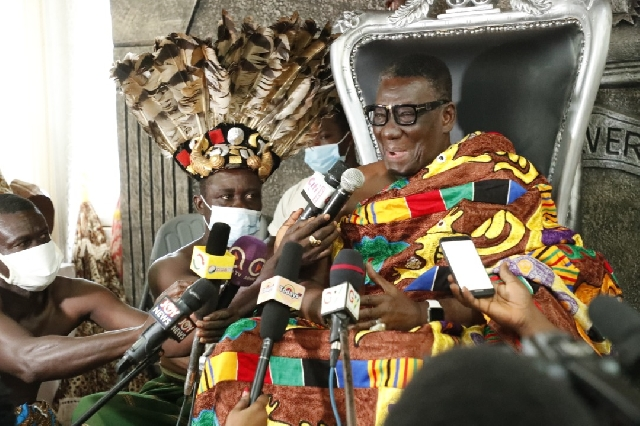 Asante Mamponghene Daasebre Osei Bonsu II