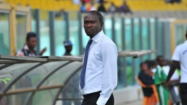 Coach C.K Akunnor