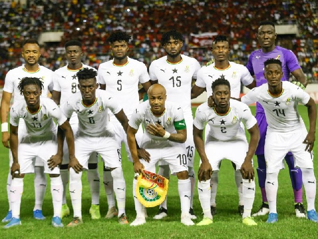 Qatar replaces Equatorial Guinea in October friendly against Ghana