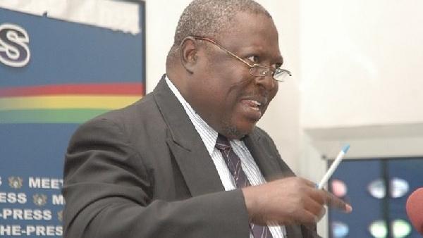Special Prosecutor Martin Amidu