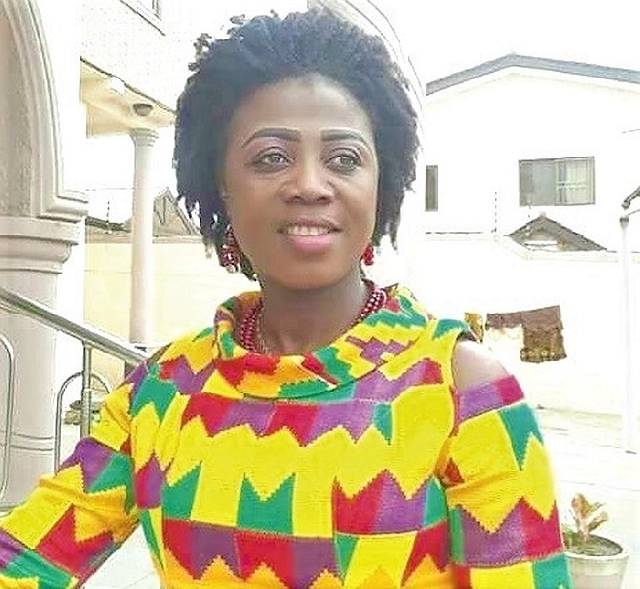 Mercy Adu-Gyamfi popularly known as Ama Sey