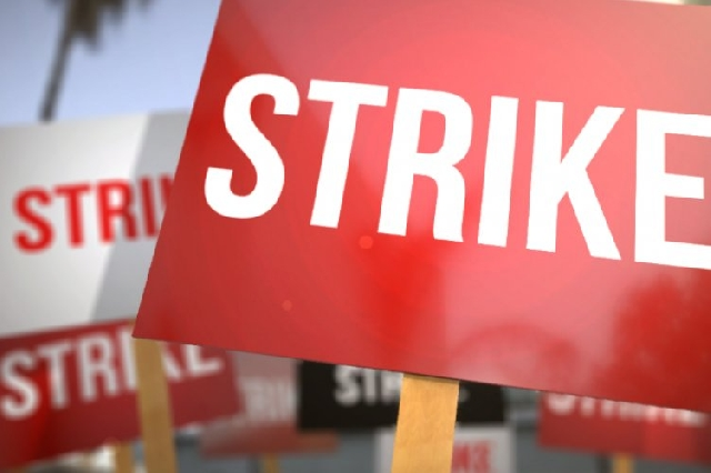 The strike will continue until their demands are met