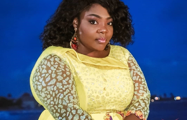 Celestine Donkor's home has been raided by armed robbers.