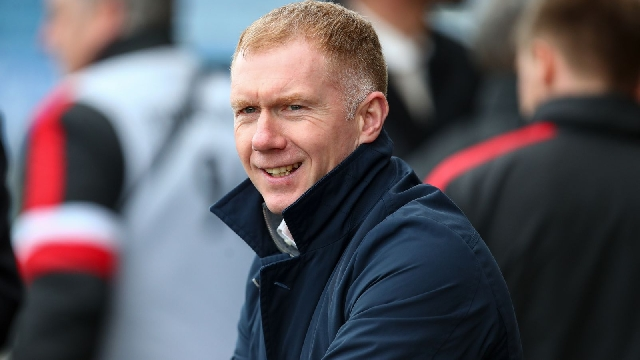 Paul Scholes is returning to management