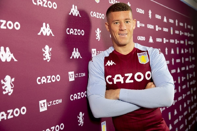 Ross Barkley scored his second goal in as many games for Villa