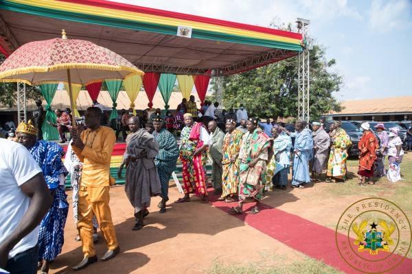 Chiefs from Volta region