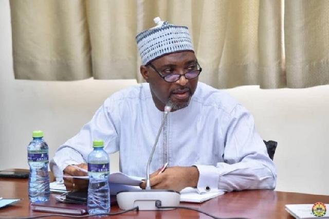 Asawase MP Muntaka Mubarak