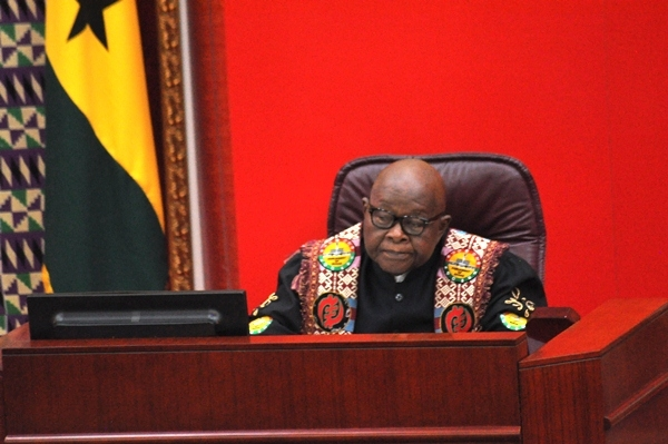 Speaker of Parliament, Professor Aaron Mike Oquaye, has described the murder of the Member of Parliament for Mfantseman as a sad day for Ghana's democracy