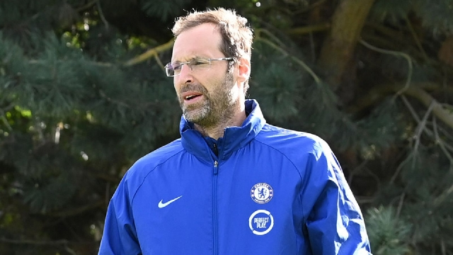 Petr Cech has been named in Chelsea's Premier League squad as a non-contract player