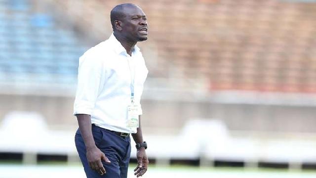Ghana coach C.K. Akonnor