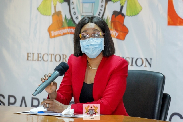 Nominations for the Mfantseman Constituency has opened