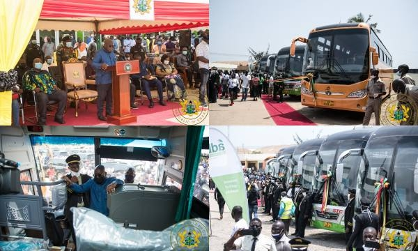 Presentation of the buses